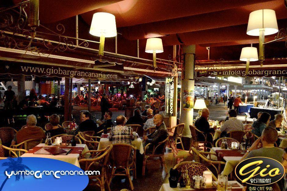 Gio S Bar Restaurant Menu